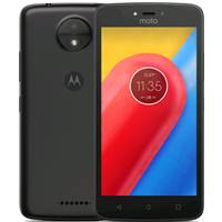 Смартфон Motorola Moto C LTE 16GB Starry Black