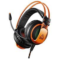 Гарнитура_ПК Canyon Gaming headset 3.5mm, USB (7XCNDSGHS5) Black