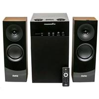 Колонки Dialog Progressive AP-250Black 2.1 50W+2*15W RMS USB+SD+Bluetooth
